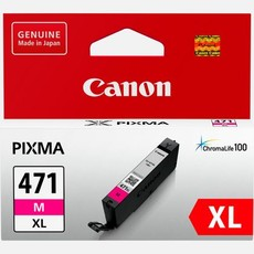 Genuine Canon CLI-471XL Magenta Ink Cartridge
