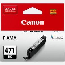 Genuine Canon CLI-471 Black Ink Cartridge