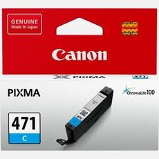 Genuine Canon CLI-471 Cyan Ink Cartridge