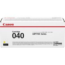 Genuine Canon 040 Yellow Toner Cartridge
