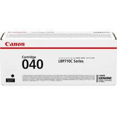 Canon Cartridge 040 Black Toner - 6300 Pages