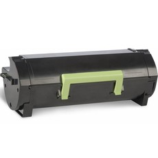Lexmark 605 Mx310 / Mx410 / Mx510 / Mx511 / Mx611 Black Standard Yield Return Program Toner Cartridge - 2500 Pages