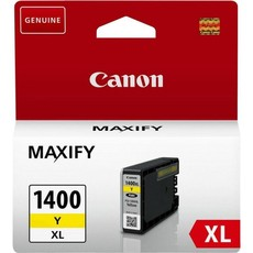 Canon PGI-1400XL-Y Yellow Ink Cartridge