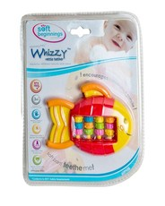 Soft Beginnings Whizzy Rattle Teether - Roller Fish