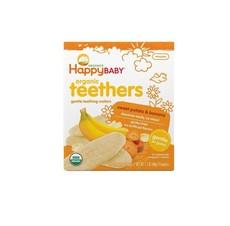 Happy - Baby Teethers - Banana and Sweet Potato