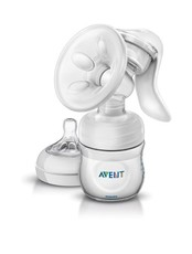 Avent - Natural Feeding Breast Pump