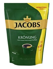 Jacobs Kronung Instant Coffee Pouch - 250g