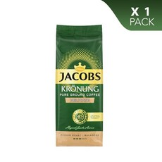 Jacobs Kronung Pure Ground Coffee Delicate - 250g