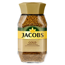 Jacobs Gold & Mild Instant Coffee - 200g