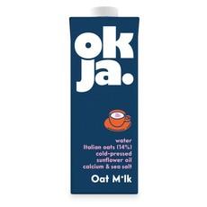 Okja Oat Milk 1 Litre x 12 units