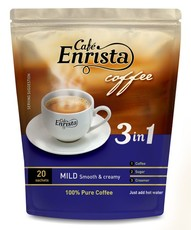 Café Enrista Mild 3-in-1 Coffee 20's