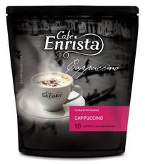 Café Enrista Regular Cappuccino 10's