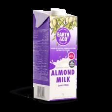 Earth & Co Almond Milk 10 x 1Lt