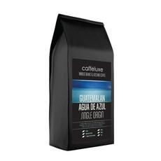 Caffeluxe Plunger Ground Single Origin Medium - Dark Roast - 1kg