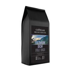 Caffeluxe Espresso Ground Colombian Decaf Medium Roast - 250g