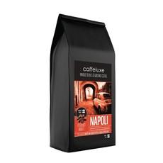 Caffeluxe Plunger Ground Coffee Beans Medium Roast Blend - 1kg