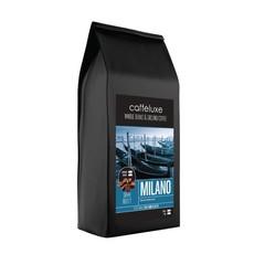 Caffeluxe Plunger Ground Coffee Beans Dark Roast Blend - 1kg