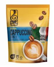 Cafe Art Cappuccino Sachets - 300g