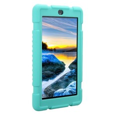 """Kindle Fire 7"""" 16GB Kids Edition Tablet with Green Cover"""
