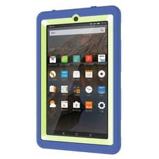 """Kindle Fire 7"""" 16GB Kids Edition Tablet with Blue Cover"""