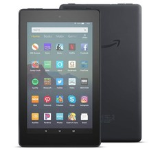 Kindle Fire 7 inch Tablet 16GB WiFi Only (With Ads) Black