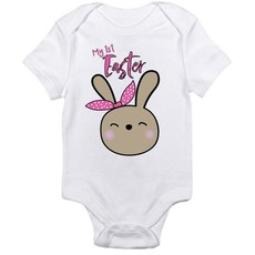 Easter-My First Easter-Girls - Babygrow