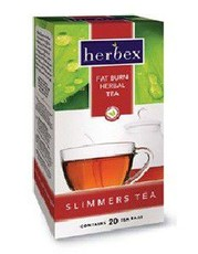 Herbex Slimmers Fat Burn Tea - 40