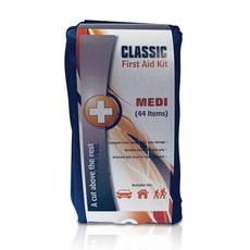 First Aid Classic Kit Medi - 44 Items