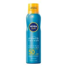 NIVEA SUN Protect & Refresh Cooling Sun Mist SPF50 Sunscreen - 200ml