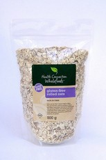 Health Connection Wholefoods Oats Rolled - Gluten Free - 500g