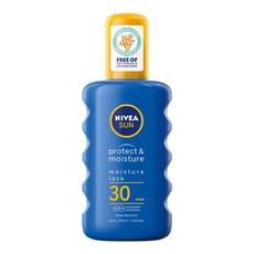 NIVEA SUN Protect & Moisture Sun Spray SPF30 Sunscreen - 200ml