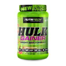 Nutritech Hulk Gainer Incredible Strawberry - 1kg