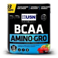 USN BCAA Amino Gro Fruit Fusion - 200G