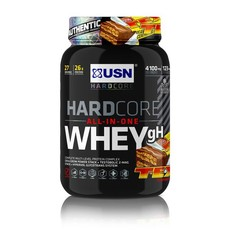 USN Hardcore Whey gH TEX All In One Protein - 908g