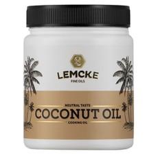 Lemcke Odourless Coconut Oil - 1L