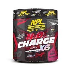 NPL N.O. Charge, Raspberry - 420g