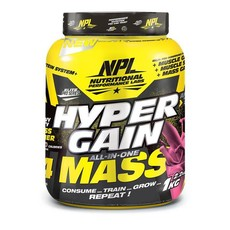 NPL Hyper Gain, Strawberry - 1kg