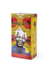 Mandela Tea Organic Honeybush & Rooibos Tea Tin - 20 Bags