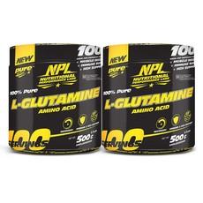 Nutritional Performance Labs L-Glutamine - 150g + 150g
