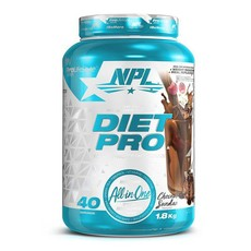 NPL Diet Pro Choc Nut Sundae - 1.8kg