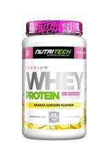 Nutritech Premium Whey Protein For Her Banana Custard - 1kg
