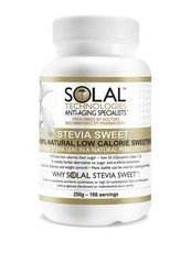 Solal Stevia Sweet Powder - 250g