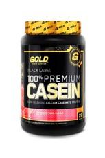 Gold Sports Nutrition Premium Casein Strawberry - 908g