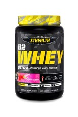 StHealth Pure Whey Strawberry -1kg
