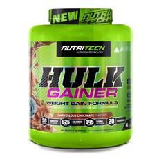 Nutritech Hulk Gainer Marvellous Chocolate - 4kg