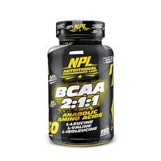 NPL BCAA 2:1:1 - 150 capsules