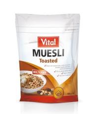 Vital Toasted Muesli - 750g