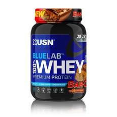 USN Blue Lab 100% Premium Whey Protein Nestle Bar One - 908g