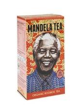 Mandela Tea Organic Rooibos Tea - 20 Bags