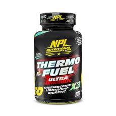 NPL Thermo Fuel - 120 capsules
